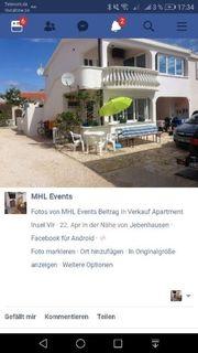 Apartment Insel Vir