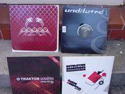 Techno-Schallplatten