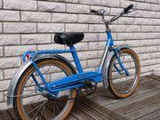 Kinderfahrrad Oldtimer Fahrrad Nostalgie Herkules