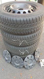 Allwetterreifen Mercedes Vito 205 65R