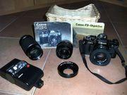 Canon Fotokamera AE1