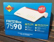 SUCHE AVM FRITZ Box 3390