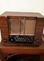 SABA 452 WK Röhrenradio - Herstellungjahr