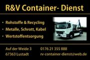R&V Container-