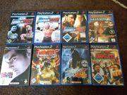 PS2 Spiele Große Auswahl - TOP