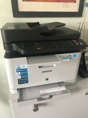 Multifuntionsfarblaserdrucker (Scanner, Kopierer,