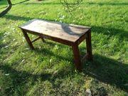 alter Holztisch / Tisch /
