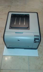 HP CP1515N Farblaser-