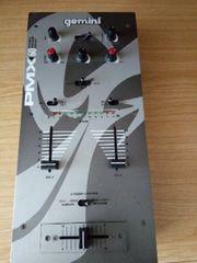 Dj Mixer Gemini PMX 60