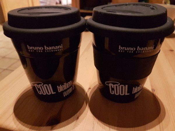 Isolierbecher Coffee to go Bruno
