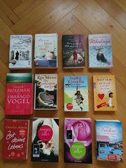 Frauenromane Bücher Buchpaket
