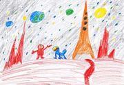 Astronaut sucht Wohnung