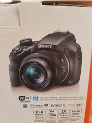 Neuwertige Kamera zu