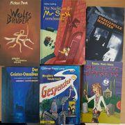 Geisterbücher usw
