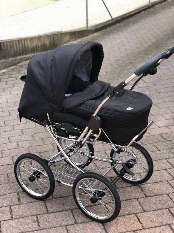 Kinderwagen Teutonia Elegance » Kinderwagen
