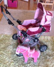 Puppenkinderwagen