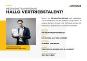 Vertriebstalent / Sales-Manager /