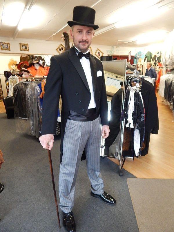 20er Jahre Kostüm für Herren zu vermieten, zu verleihen in