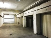 Abgeschlossene Garage in Tiefgarage als