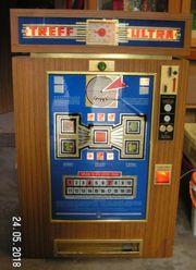 Spielautomat TREFF-ULTRA aus den 70ern