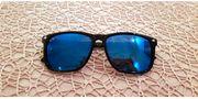 Ray Ban Sonnenbrille - schwarz blau-metallic