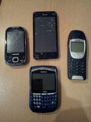 Handys defekt verschiedener