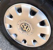 VW Radkappen Original
