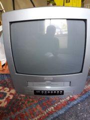 Kleiner Röhrenfernseher mit