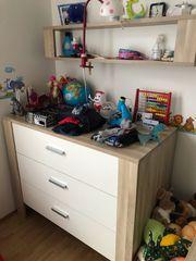 Paidi Baby- Kinderzimmer komplett plus