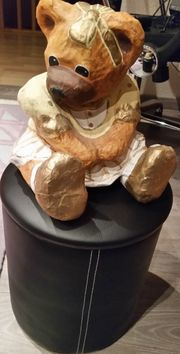 Teddy Bärin aus