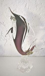 Delfin aus Murano Glas