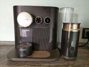 Nespresso Expert und Milk generalüberholt