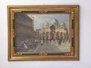 Ölgemälde Venedig bzw dem berühmten
