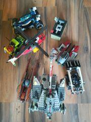 Lego Kiste viel