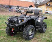 Forrester 500 ATV BJ 2015