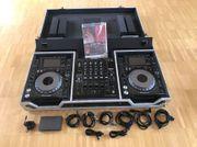 Bundle 2x CDJ-2000 Nexus mit