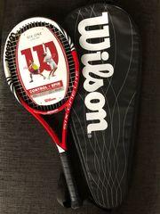 Tennisschläger Wilson SiX.