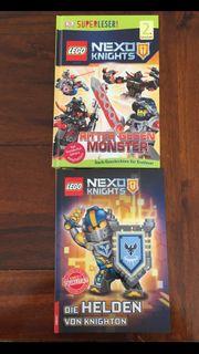 Nexo Knights Bücher -neu