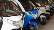 Elektromobil 2-Sitzer