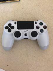 PS4 Controller Weiß