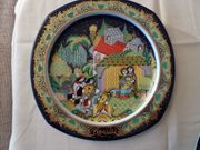 3 Rosenthal-Weihnachts Sammelteller 29cm Weihnachtslieder