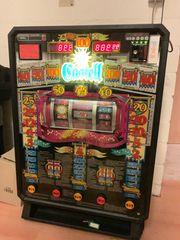 Geldspielautomat Merkur Castell Euro Spielautomat