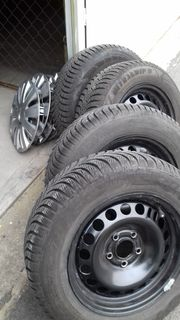 4x Good Year Ultragrip Reifengröße