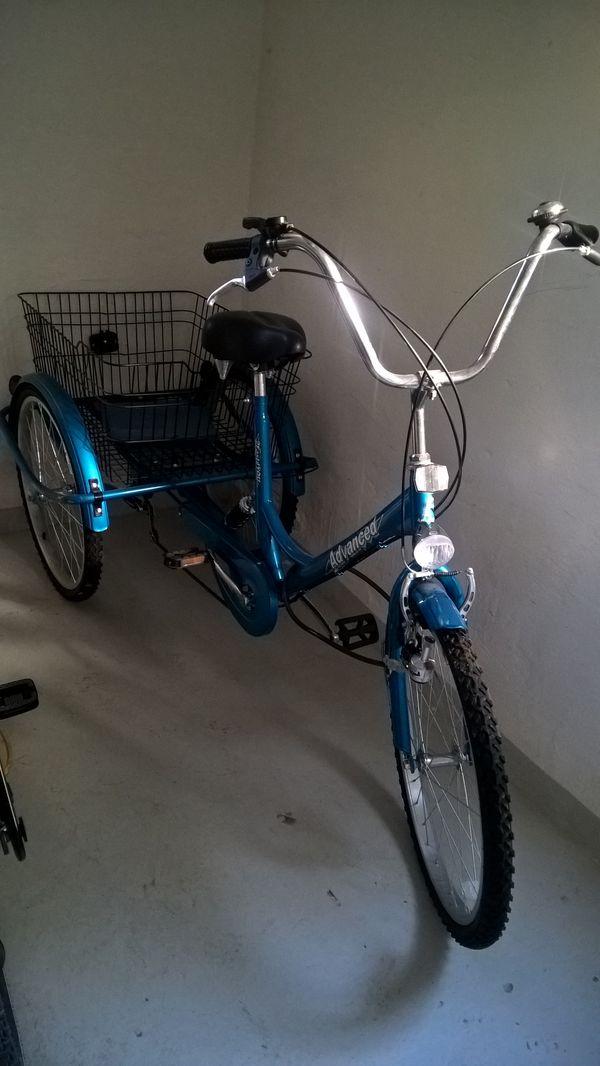 Dreirad Erwachsene Senioren in Böblingen - Sonstige Fahrräder kaufen ...