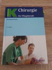 Chirurgie für Pflegeberufe Buch