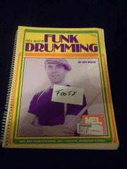 Funk Drumming Noten Anleitung