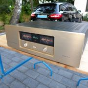 Accuphase A 20 Class-A Endstufe