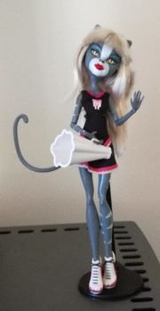Monster High Meowlody