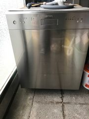 SMEG Unterbau Spülmaschine selten benutzt