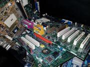 Suche defekte Computer und Teile
